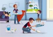 Ménage à domicile Toulouse