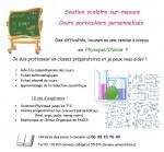 Cours particuliers à domicile Dijon