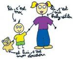 Garde d'enfant à domicile Clermont-Ferrand