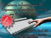 Dépannage-assistance informatique Rouen