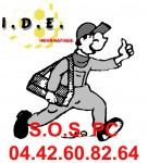 Dépannage-assistance informatique Aix-en-Provence